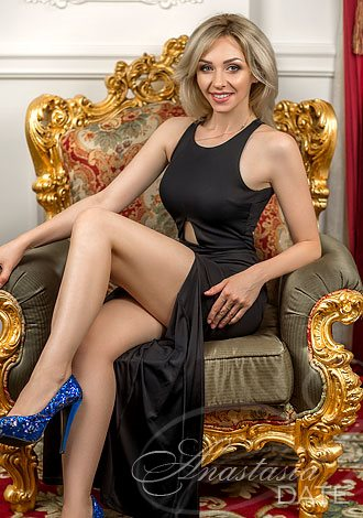 Exotic Ukrainian Lady Natalia From Kiev 29 Yo Hair Color